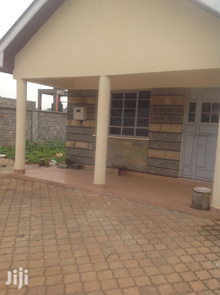 3 Bedroom To Let In Syiokamau