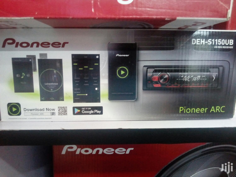 Brand New Pioneer Radio