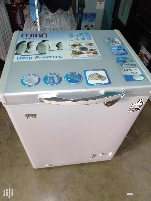 Archive: New Chest Freezer