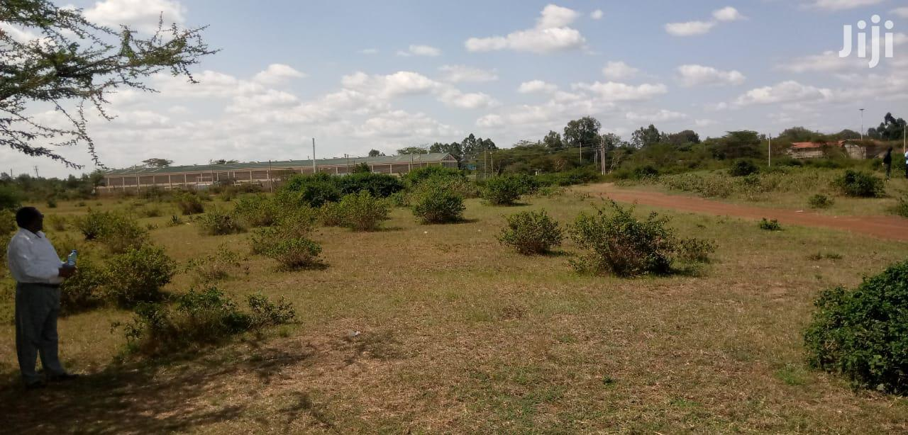 Archive: Juja 50 Acres Commercial Land
