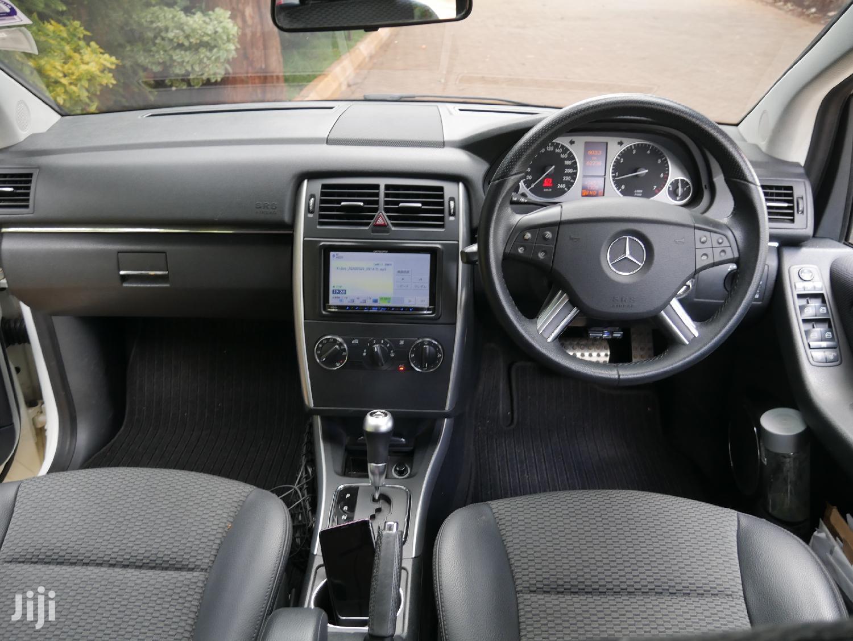 Mercedes-Benz B-Class 2011 White | Cars for sale in Runda, Nairobi, Kenya
