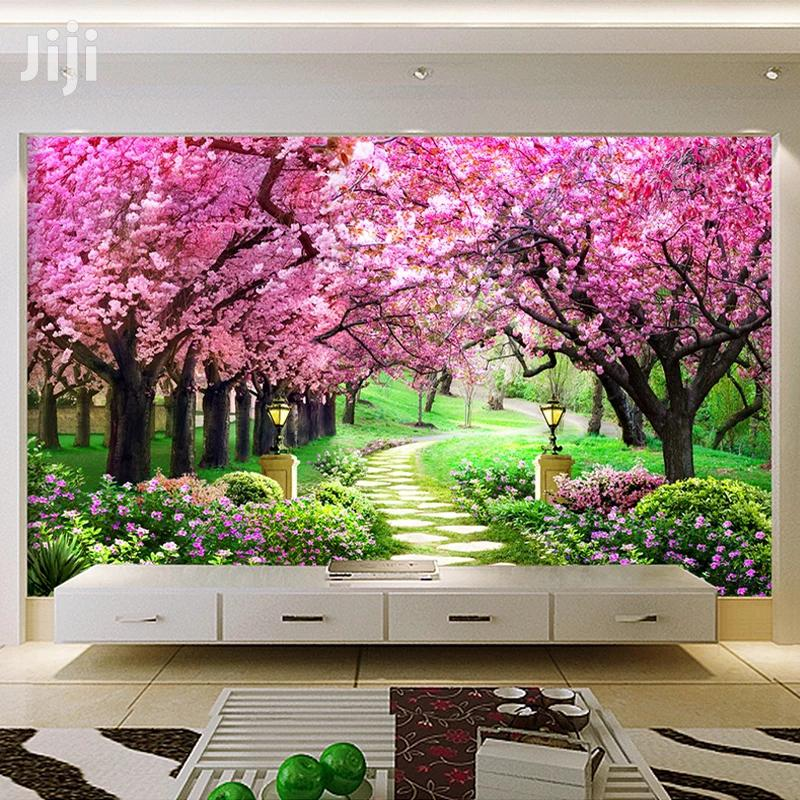 Wall Paper 3D/Wall Murals | Home Accessories for sale in Nairobi Central, Nairobi, Kenya