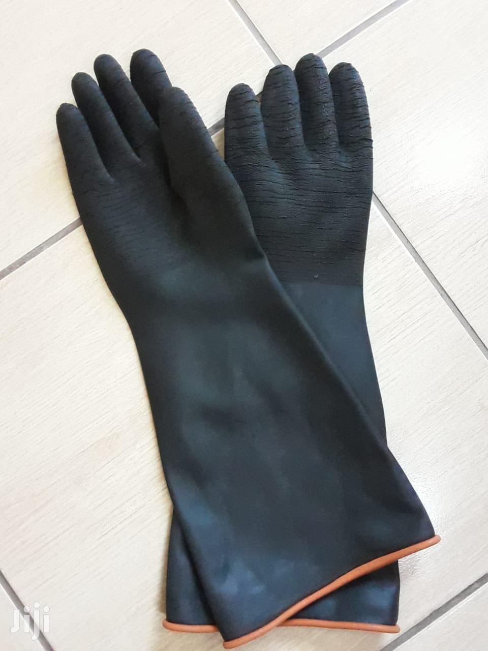 Archive: Rubber Industrial Rough Gloves