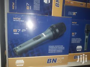 Bnk B7 Wired Microphones