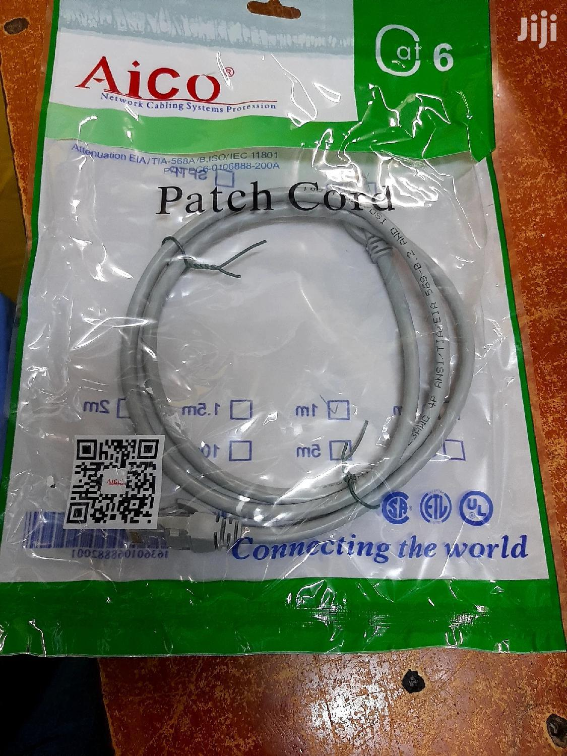 Aico Patched Cord 1mtr