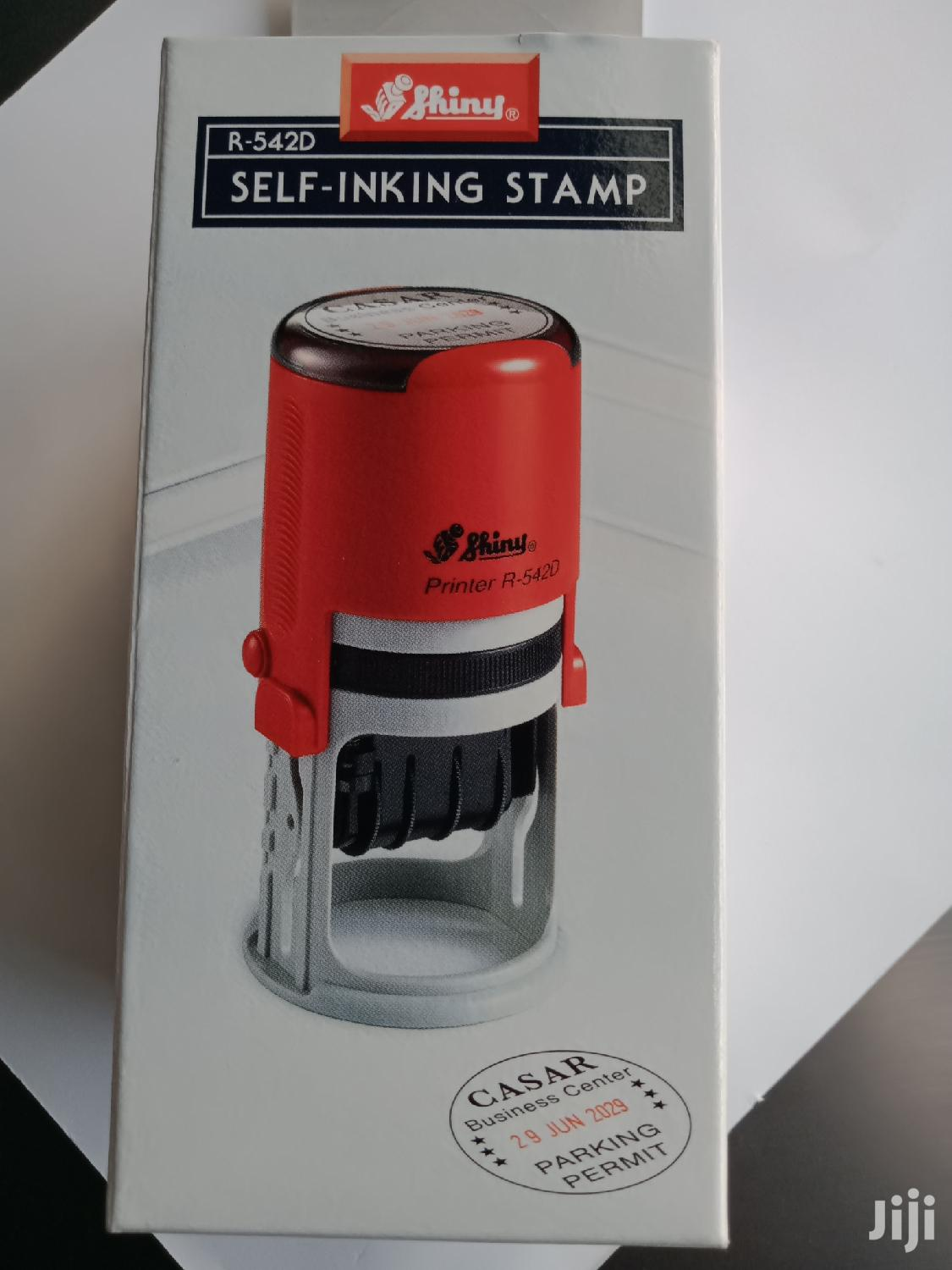 Archive: Self Inking Stamp