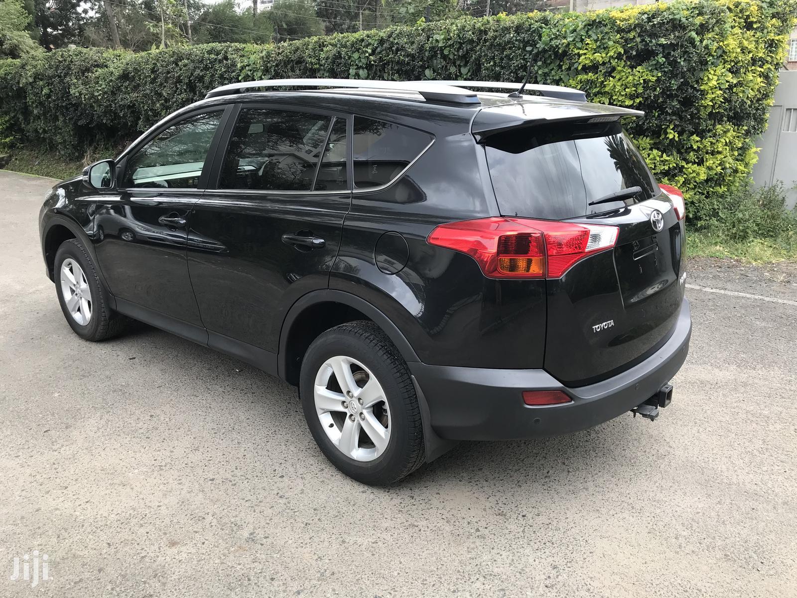 Toyota RAV4 2013 Black | Cars for sale in Kilimani, Nairobi, Kenya