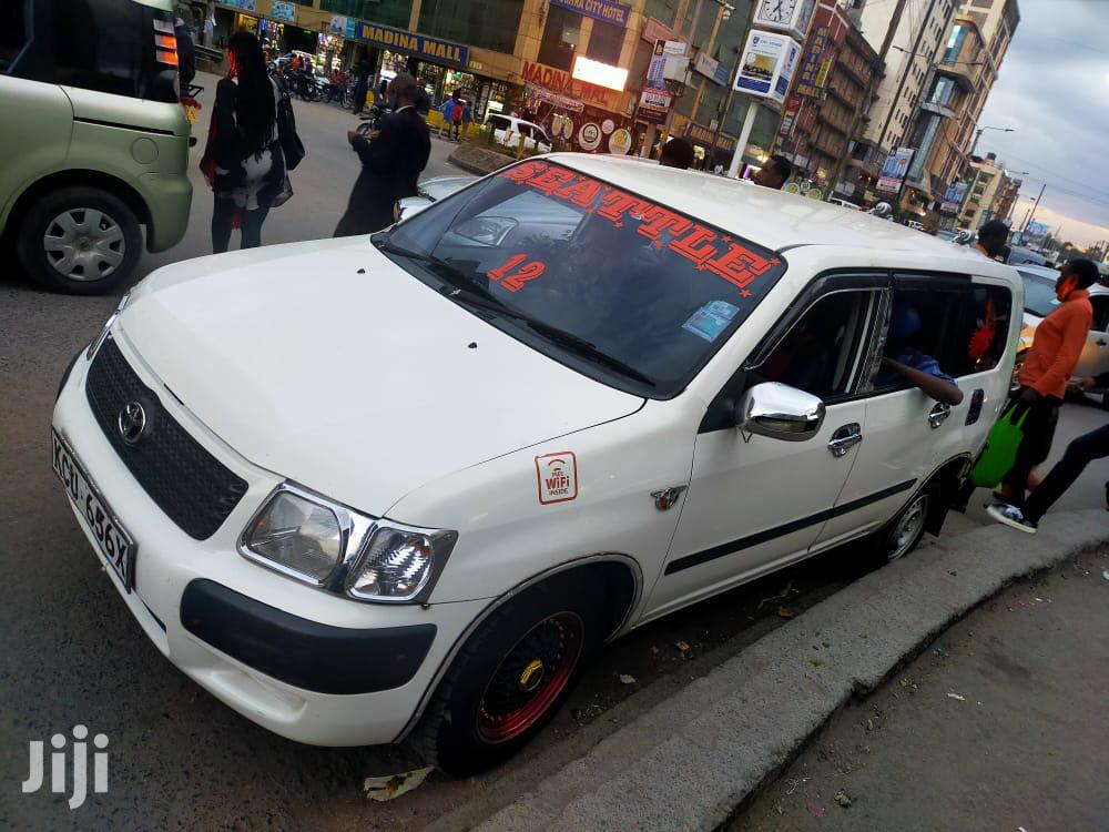 Toyota Succeed 2012 White | Cars for sale in Eastleigh North, Nairobi, Kenya
