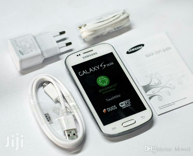New Samsung Galaxy Trend II Duos S7572 White | Mobile Phones for sale in Nairobi Central, Nairobi, Kenya