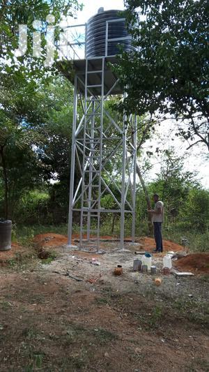 Tank Tower, Raised Tank Tank Platform Water Tower | Plumbing & Water Supply for sale in Makueni, Nzaui/Kilili/Kalamba