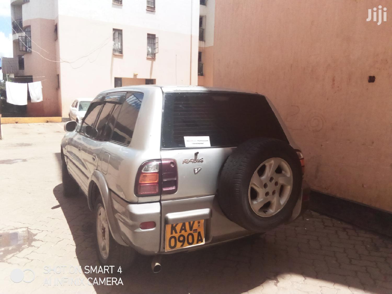 Archive: Toyota RAV4 1998 Cabriolet Silver