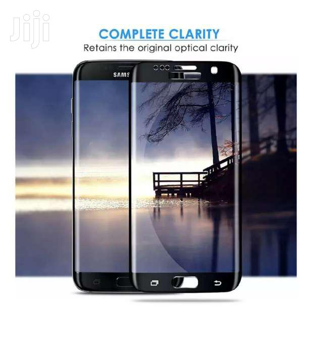 Samsung Galaxy S7 Edge 4D Screen Protector | Accessories for Mobile Phones & Tablets for sale in Nairobi Central, Nairobi, Kenya