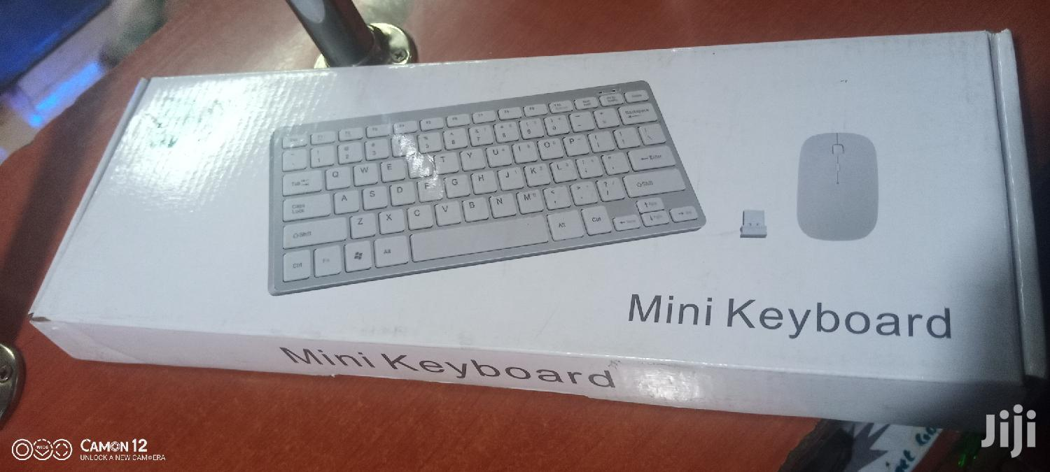Wireless Mini Keyboard + Mouse | Computer Accessories  for sale in Nairobi Central, Nairobi, Kenya