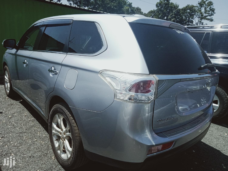Mitsubishi Outlander 2013 Silver | Cars for sale in Parklands/Highridge, Nairobi, Kenya