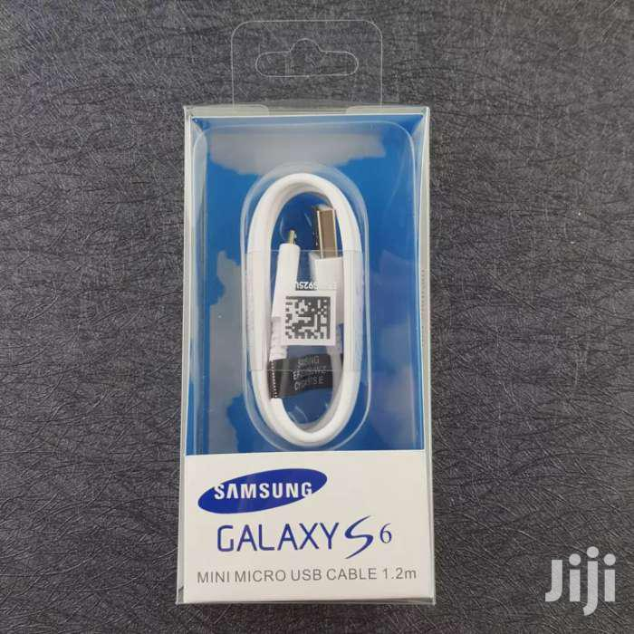 Samsung Galaxy S6 USB Cable 1.2m Charger Note 4 5 S7 Edge
