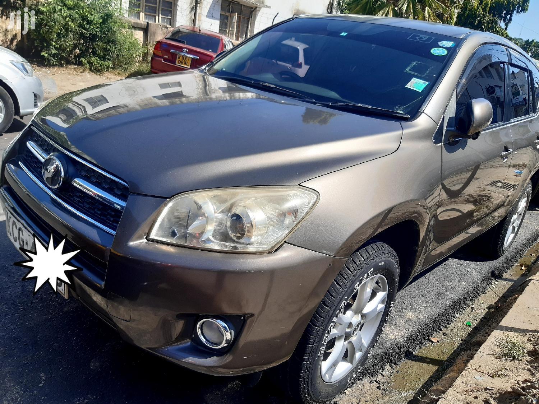 Toyota RAV4 2009 4x4 Brown | Cars for sale in Mvita, Mombasa, Kenya