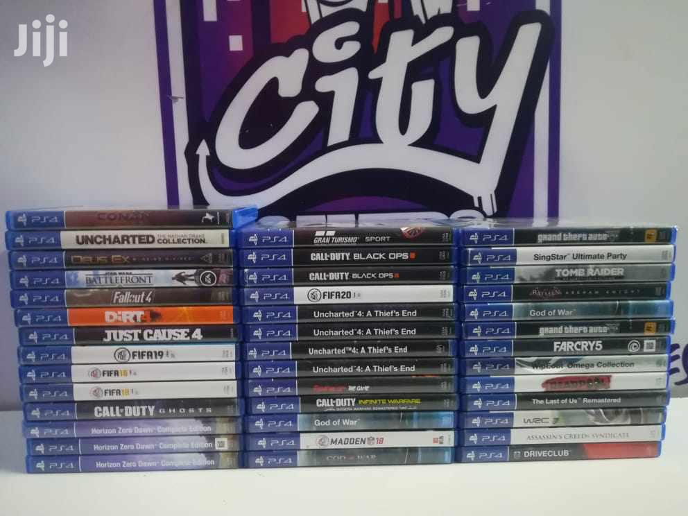 Archive: Moviez And Series And Playstation Games And Console