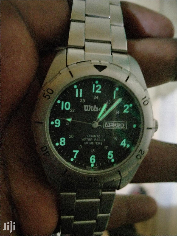 Wilson Quality Timepiece Water Resistant 50meters