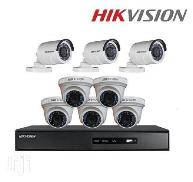 Eight 8 CCTV Cameras HOT SALE Ready For Installation