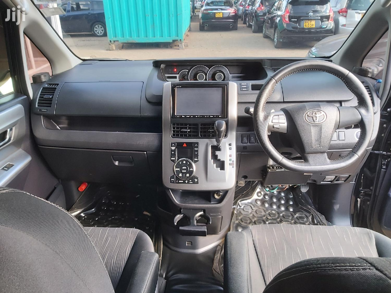 Toyota Voxy 2012 Black | Cars for sale in Kilimani, Nairobi, Kenya