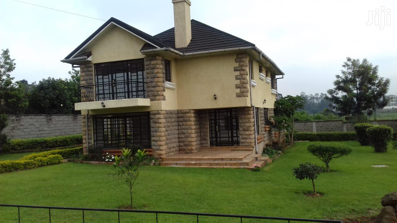Lovely 4 BR House Plus Sqs In Karen