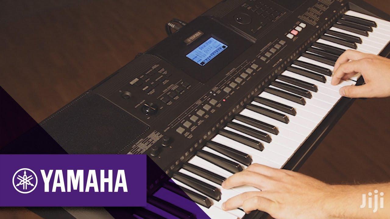 Yamaha 363 Piano