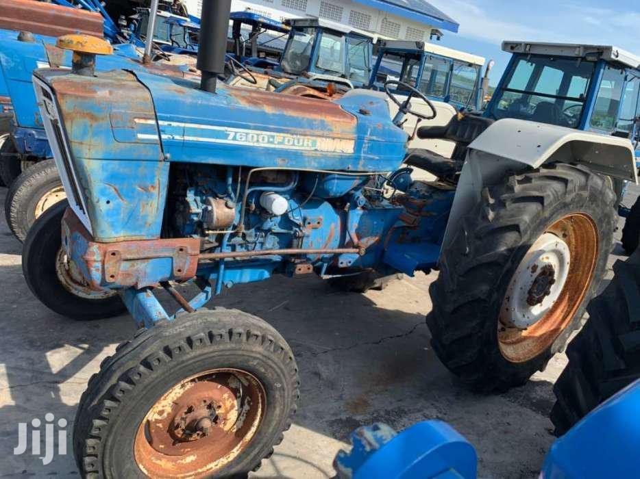 Ford Tractor 7600 2wd 1977 96 Hp ( PANICH ) | Heavy Equipment for sale in Nairobi South, Nairobi, Kenya