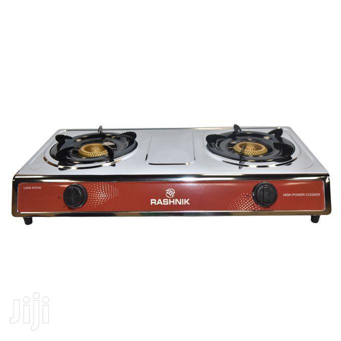 Archive: Rashnik Two Gas Burner Cooker