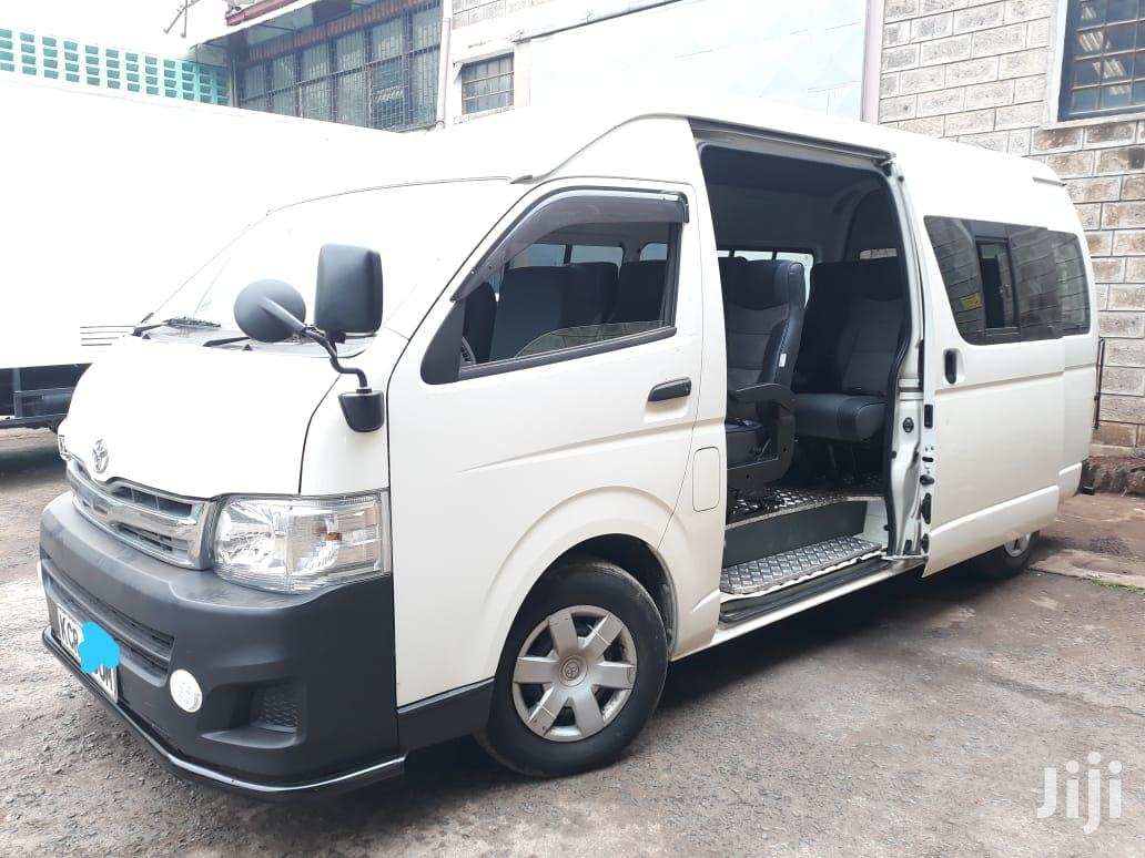 Archive: Vans For Hire