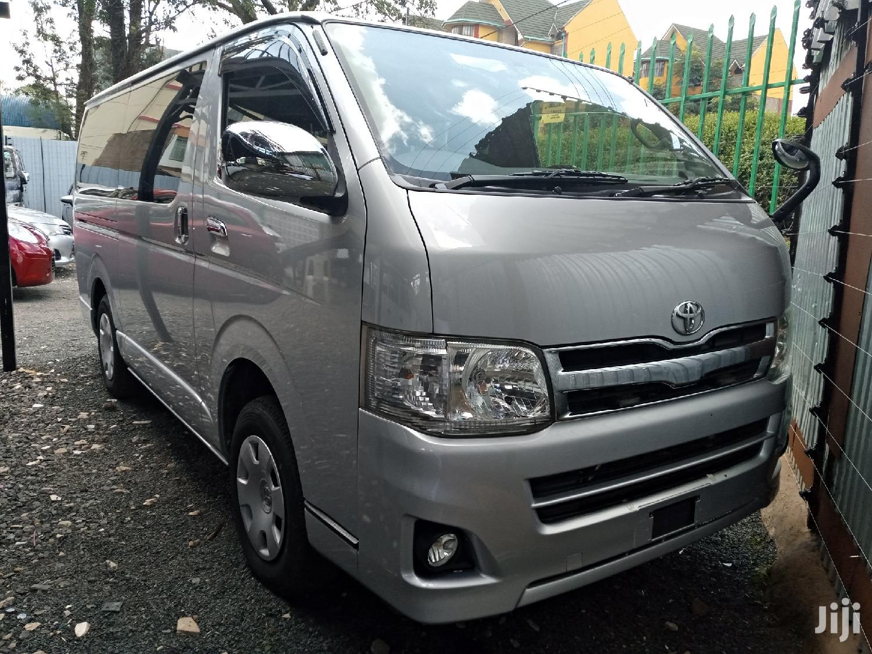 Toyota Hiace,2012,Diesel Auto