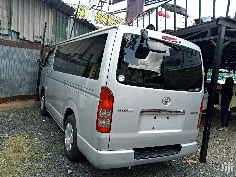 Toyota Hiace,2012,Diesel Auto | Buses & Microbuses for sale in Kilimani, Nairobi, Kenya