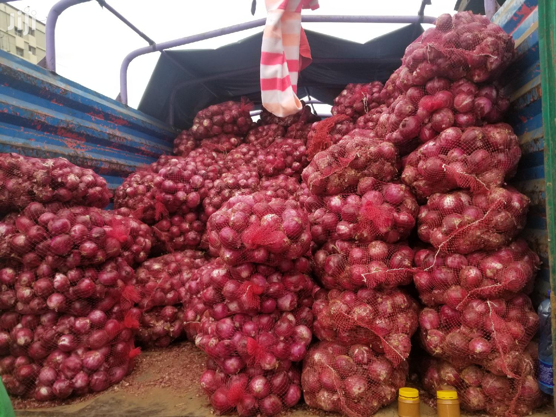 OFFER 20kgs Quality Dry Onions Loitoktok.Best in the Market.
