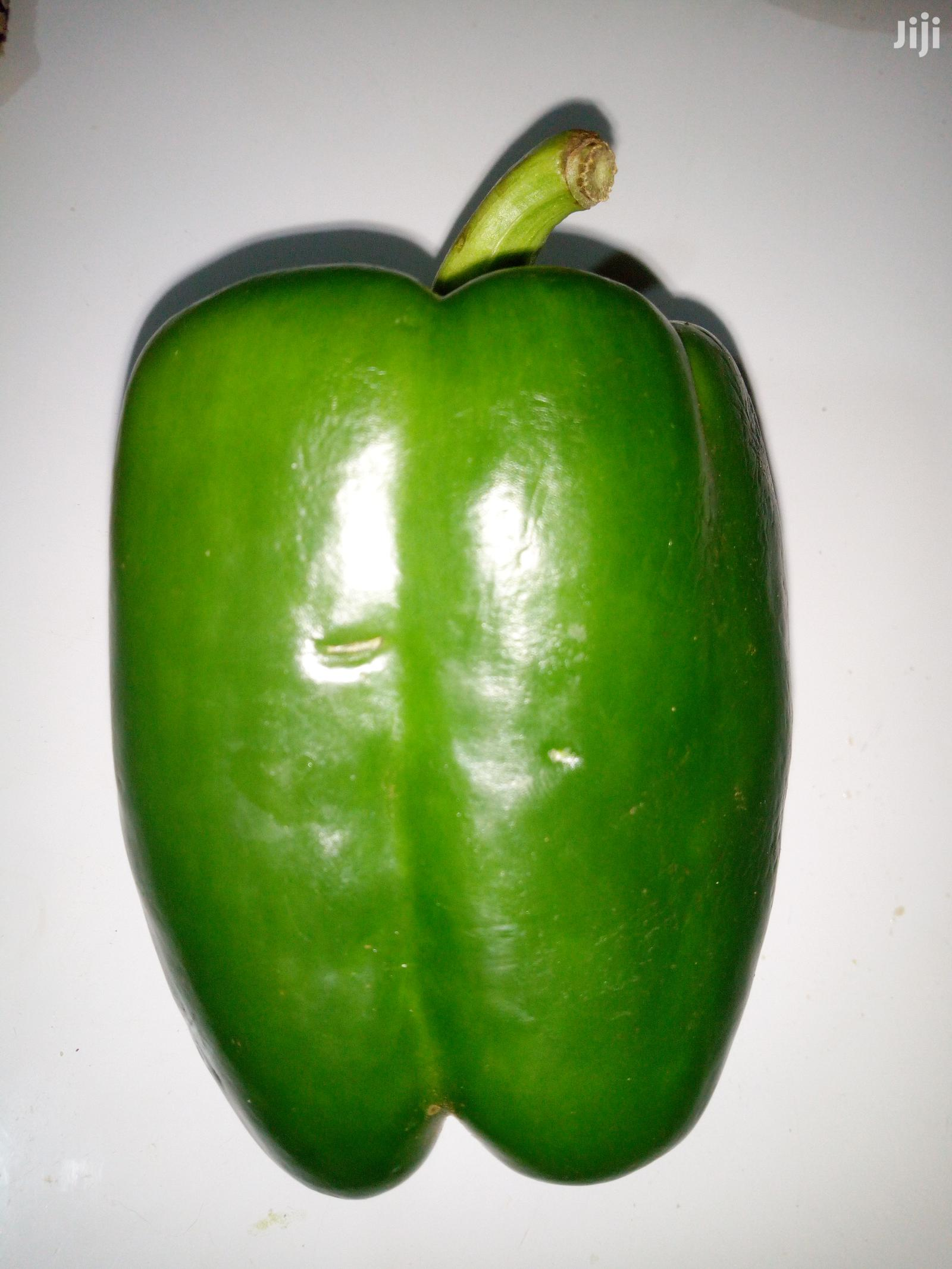 Archive: Green Peppers