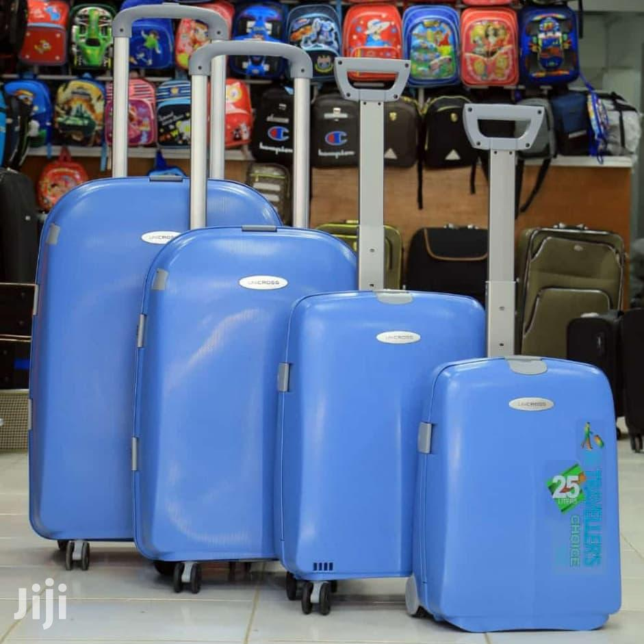 4 Pcs Luggage Suitcases | Bags for sale in Nairobi Central, Nairobi, Kenya
