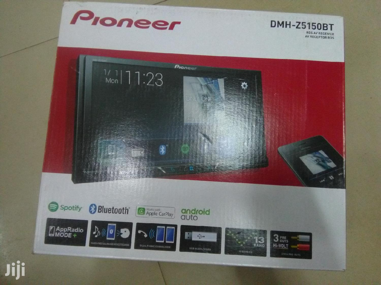 "Pioneer Car Radio DMH -z5150bt 7"" Free Hd Reverse Camera"