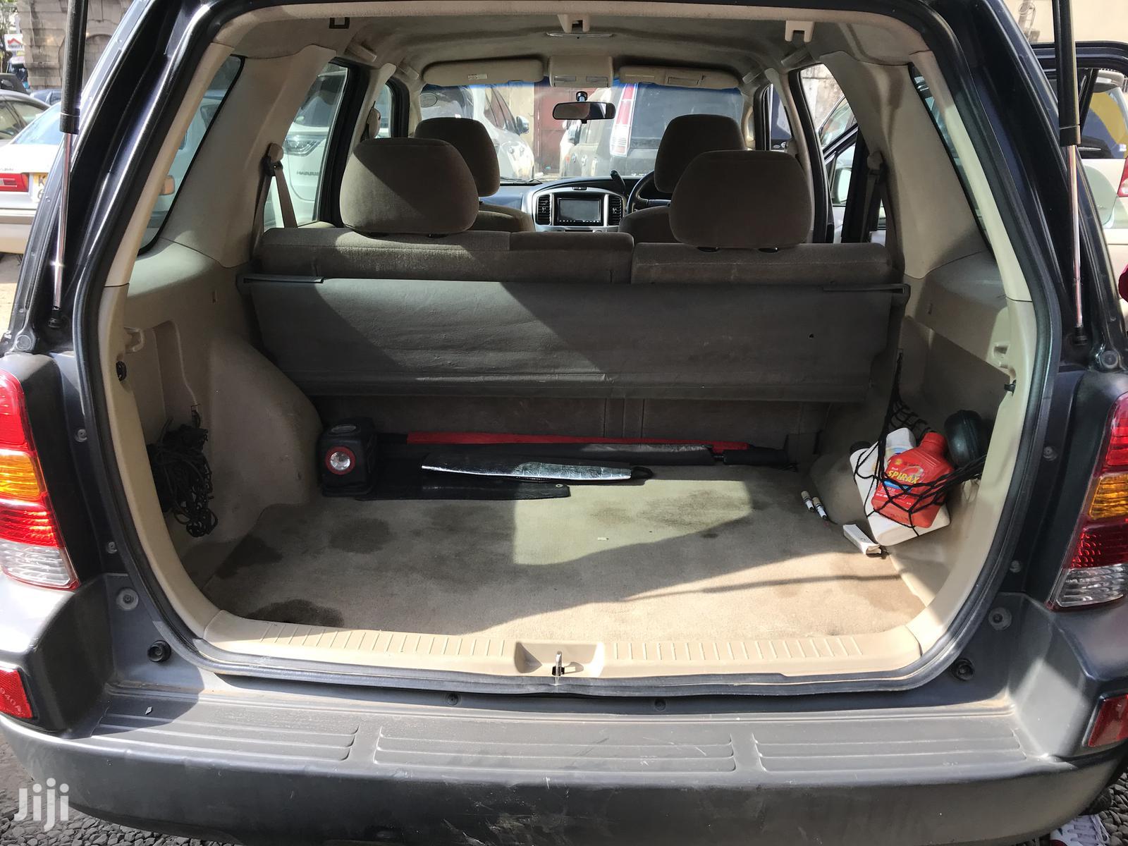 Archive: Ford Escape 2006 XLT 2.3 Black