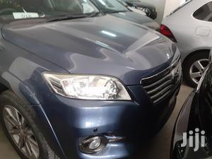 New Toyota Vanguard 2013 Blue | Cars for sale in Mombasa, Mvita