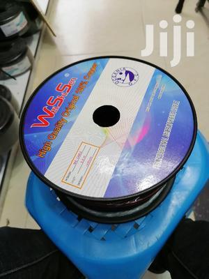 Speaker Cable Per Metre