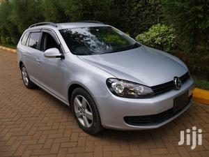 Volkswagen Golf 2013 Silver   Cars for sale in Nairobi, Runda