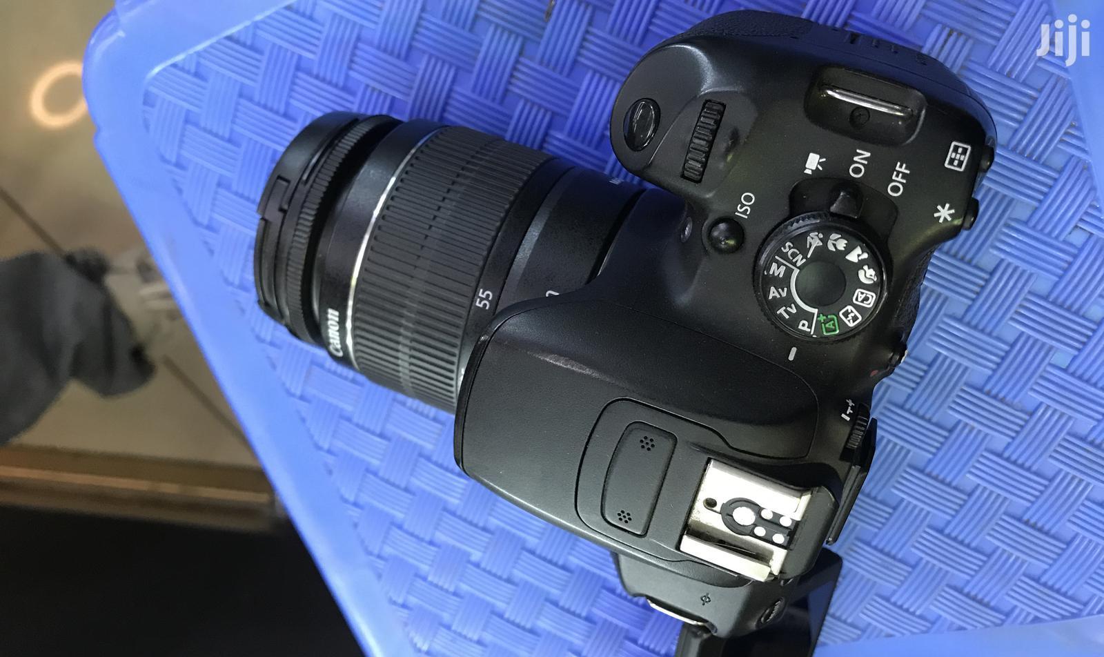 Archive: DSLR Canon 700D