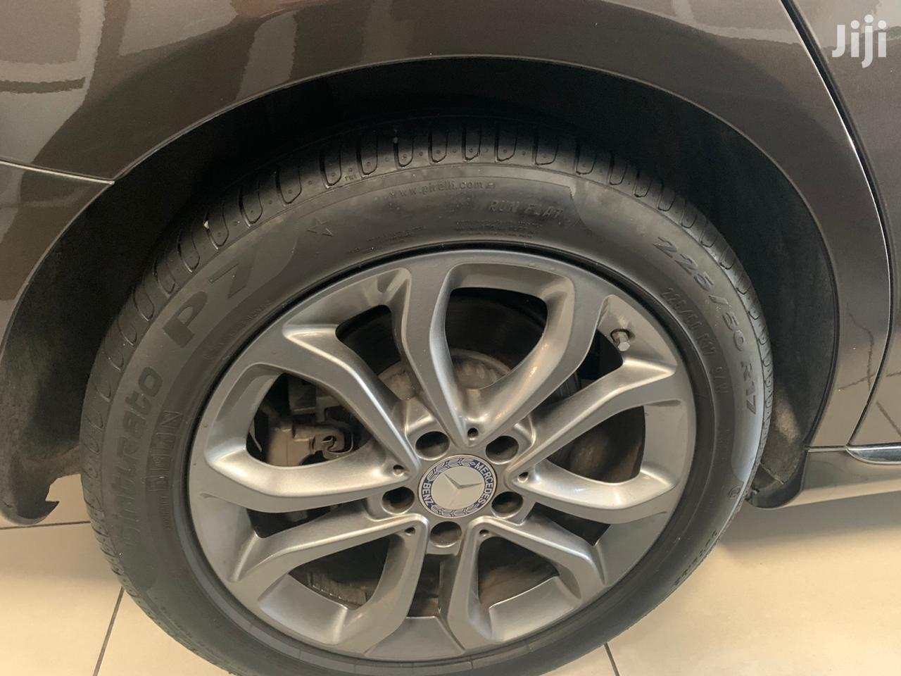 Mercedes-Benz C200 2015 Brown | Cars for sale in Mvita, Mombasa, Kenya