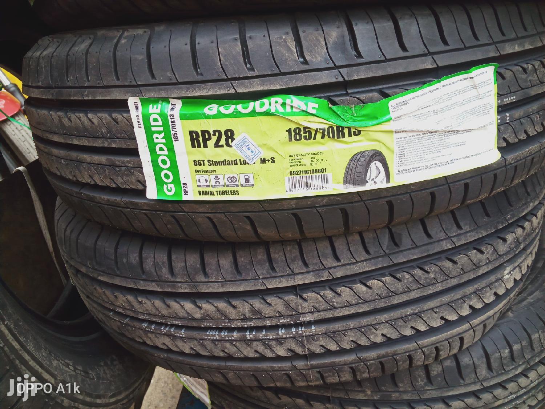 185/70R13 Brand New Goodride Tires