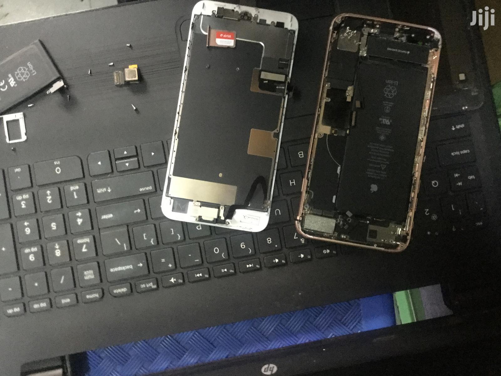 iPhone Screen Repair Nairobi