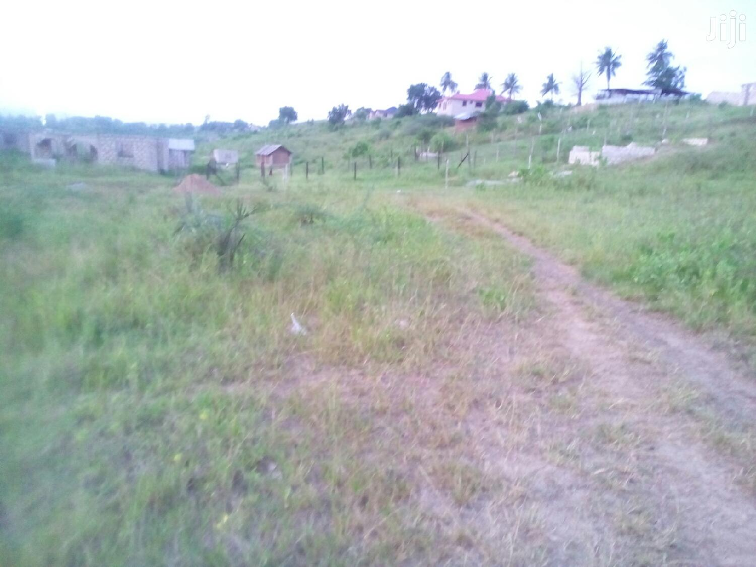 42X60 Plots For Sale In Alidina Jomvu
