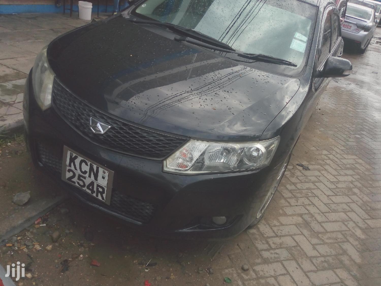 Toyota Allion 2010 Black