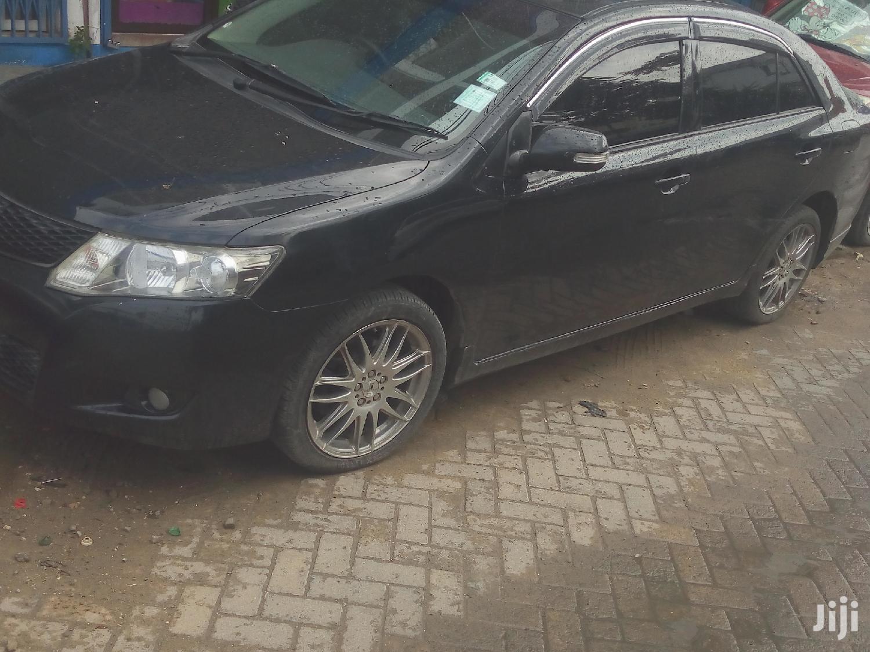 Toyota Allion 2010 Black | Cars for sale in Tudor, Mombasa, Kenya