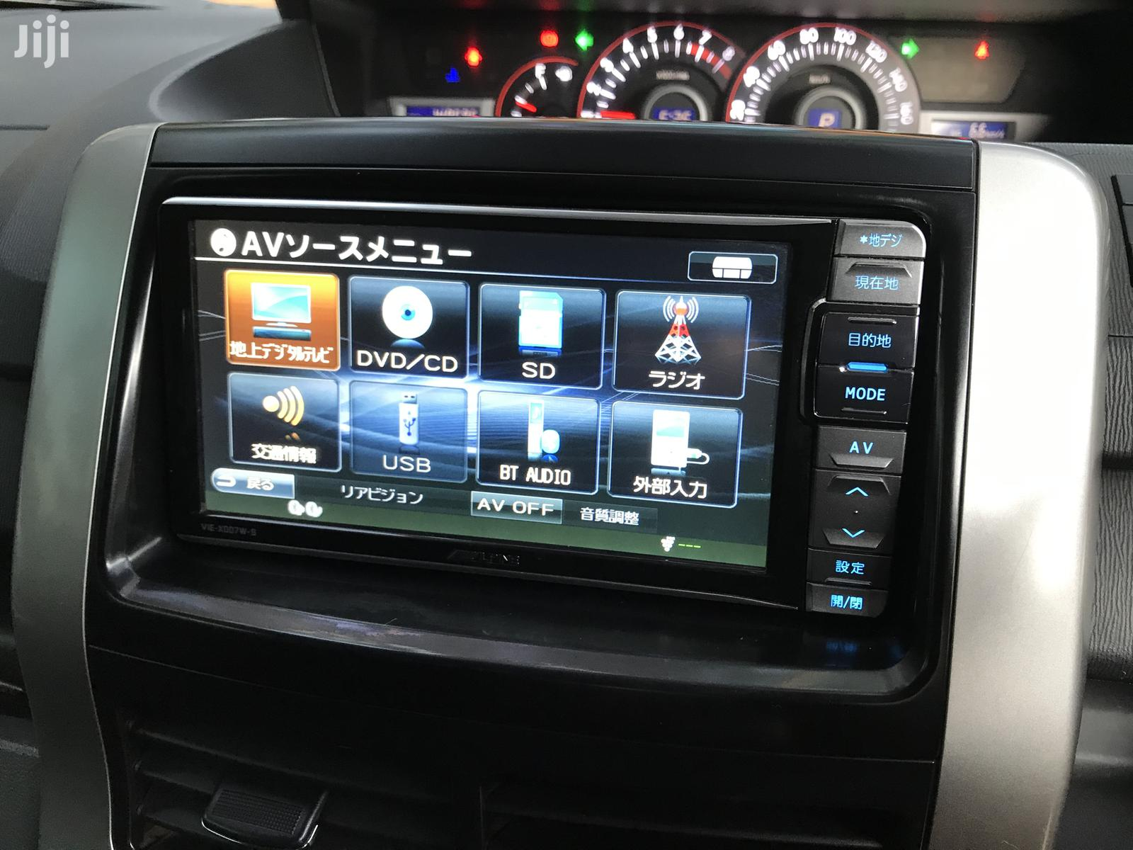 Archive: Toyota Voxy 2010 Black