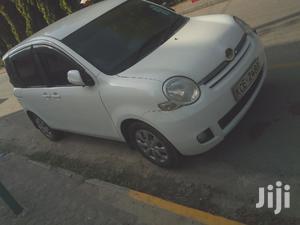 Toyota Sienta 2009 White | Cars for sale in Mombasa, Tudor
