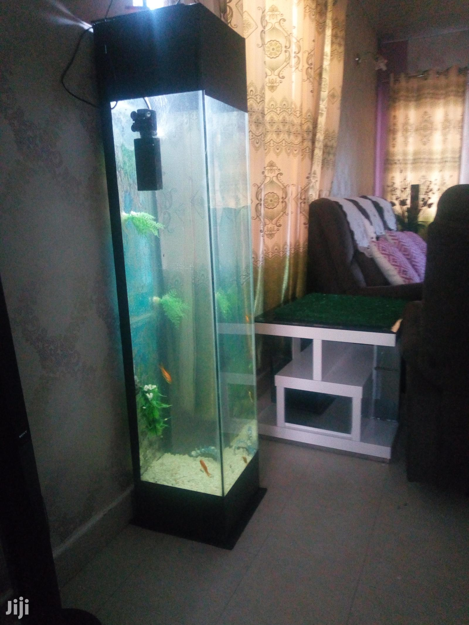 5ft Tower Aquarium