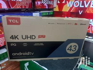 Tcl Tv 43inches Android 4K